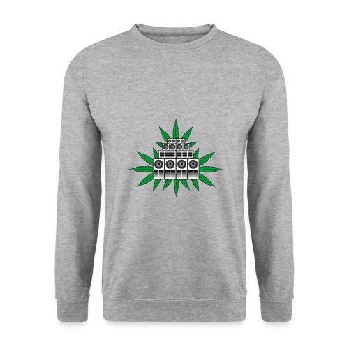 Ganja Sound System - Men's Sweatshirt