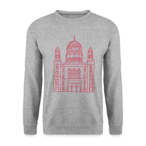 Neue Synagoge Berlin - Männer Pullover