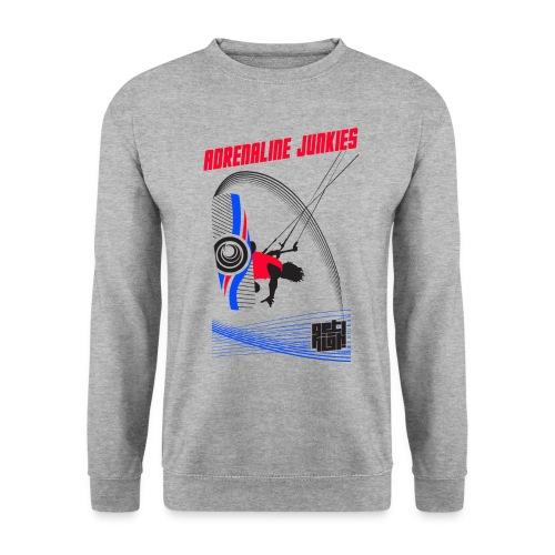 Adrenaline Junkies Light - Sudadera hombre