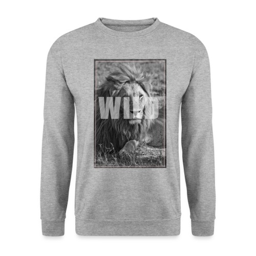 savage png - Sweat-shirt Homme