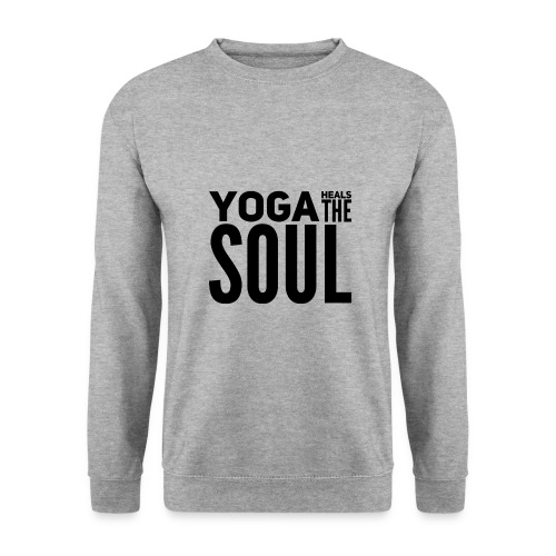 yogalover - Mannen sweater