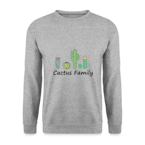 Cactus family - Männer Pullover