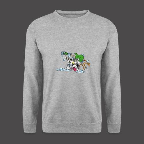 Wicked Washing Machine Wasmachine - Mannen sweater