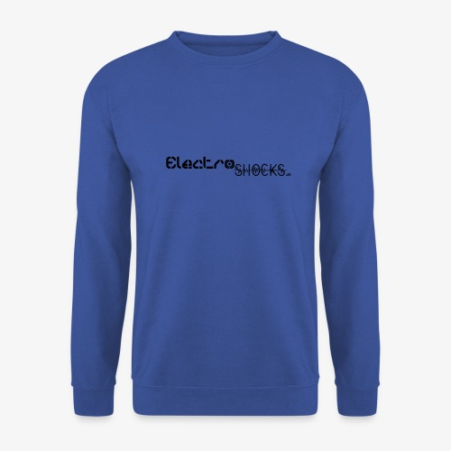 ElectroShocks BW siteweb - Sweat-shirt Unisex