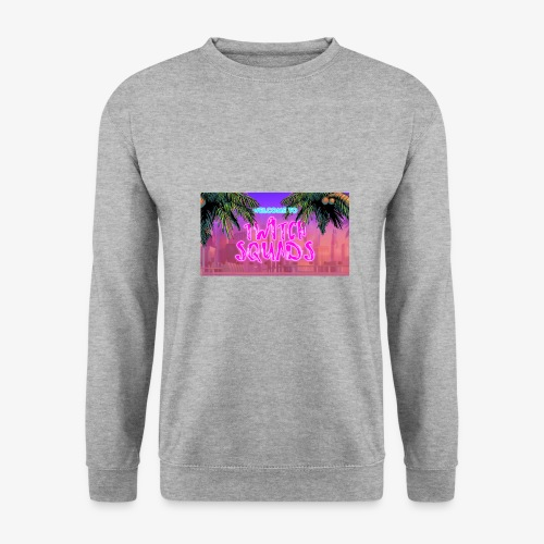 Welcome To Twitch Squads - Men's Sweatshirt