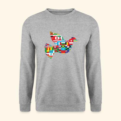 countrys t-shirt - Sudadera unisex