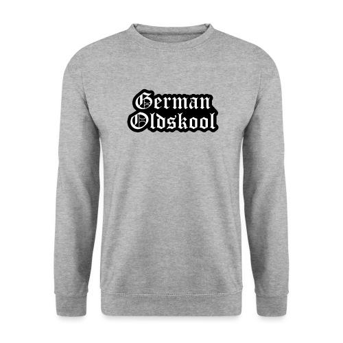 Grand Logo German Oldskool Official - Sweat-shirt Homme