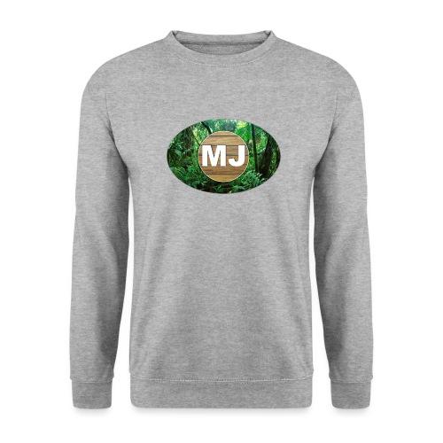 MrJuls Logo - Männer Pullover