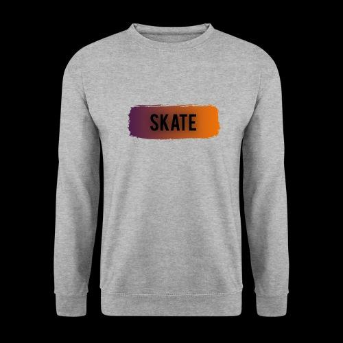 skate brush - Unisex sweater