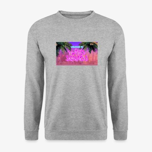 Welcome To Twitch Squads - Men's Sweatshirt