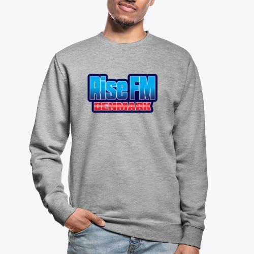 Rise FM Denmark Text Only Logo - Unisex Sweatshirt