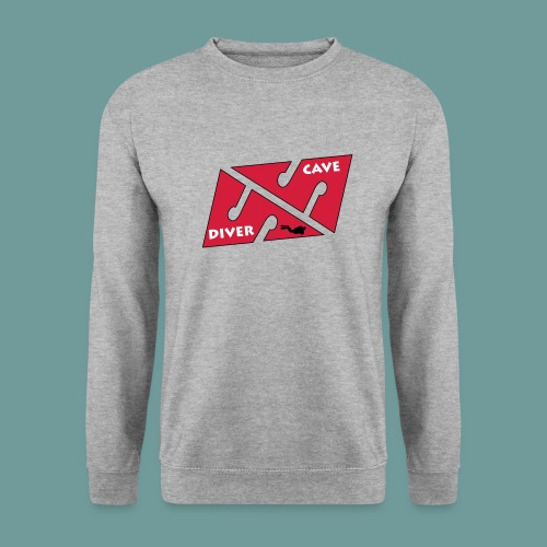 cave_diver_01 - Sweat-shirt Unisex
