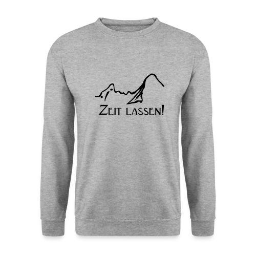 Watze-Zeitlassen - Männer Pullover