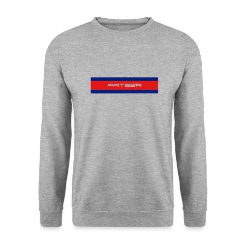 PATSER - Mannen sweater