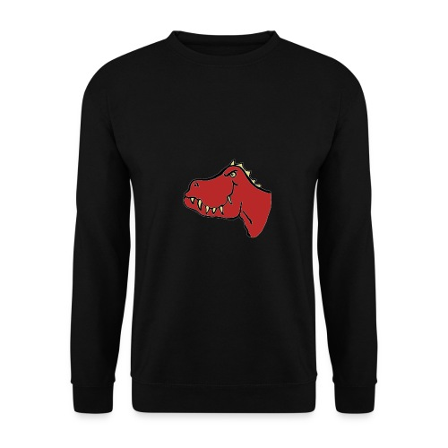 T Rex, Red Dragon - Men's Sweatshirt