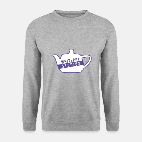 Whitepot Studios Logo - Men's Sweatshirt