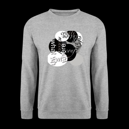creativ prozess - Männer Pullover