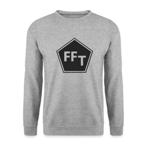 FFT B&W logo - Men's Sweatshirt
