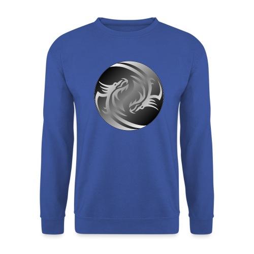 Yin Yang Dragon - Men's Sweatshirt
