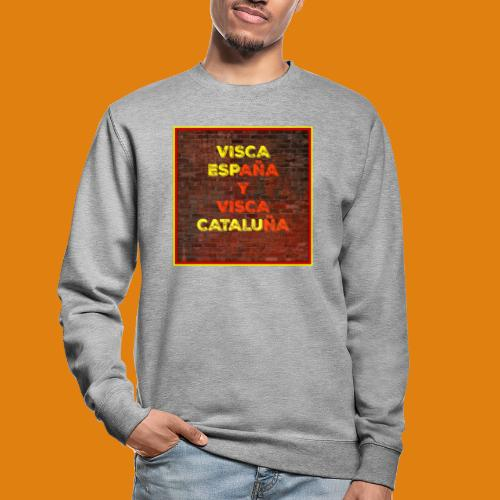 SPAIN AND CATALONIA - Unisex Sweatshirt