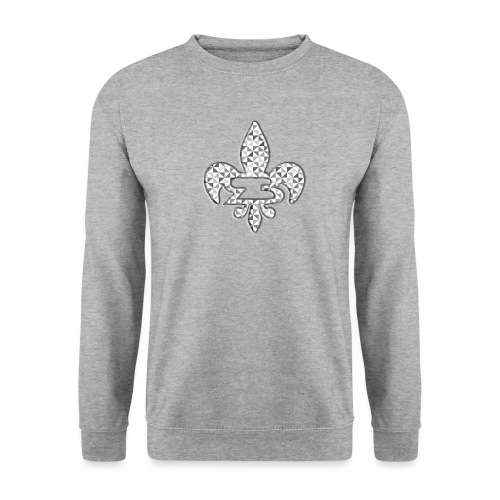 Rnbarber Geometric - Sweat-shirt Homme