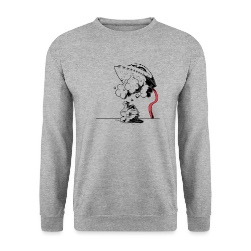strijkijzer - Sweat-shirt Unisex