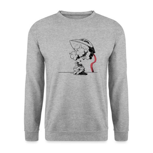strijkijzer - Sweat-shirt Unisexe