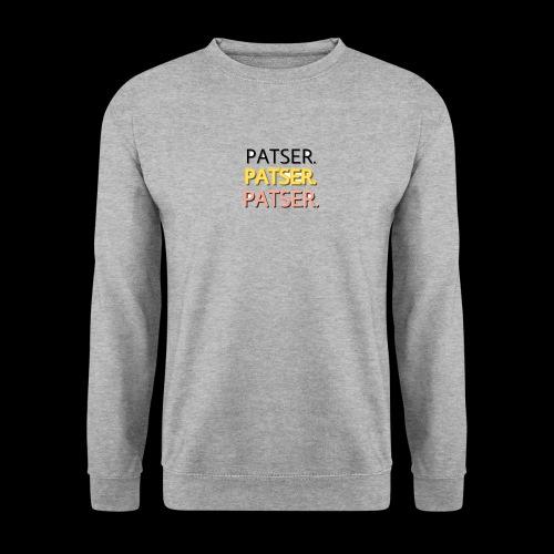 PATSER GOUD - Unisex sweater