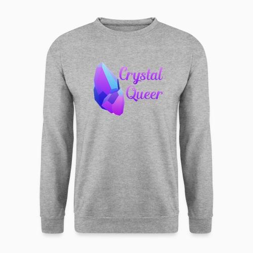 Crystal Queer - Men's Sweatshirt