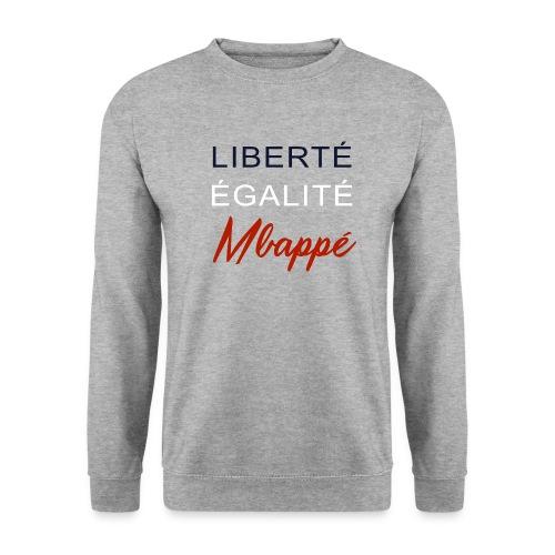 liberte 3 - Sweat-shirt Homme