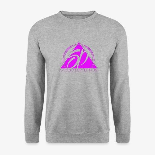 SP LOGO PERCEPTION ROSE - Sweat-shirt Unisex