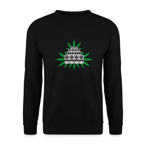Ganja Sound System - Men's Sweatshirt