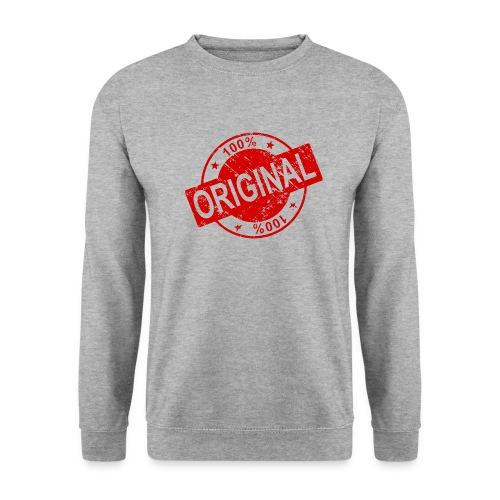 100 percent original - Men's Sweatshirt