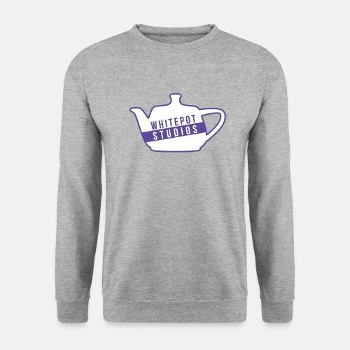 Whitepot Studios Logo - Men's Sweatshirt