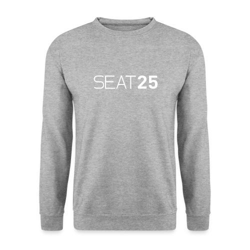 Seat25 Logo Light - Unisex Sweatshirt