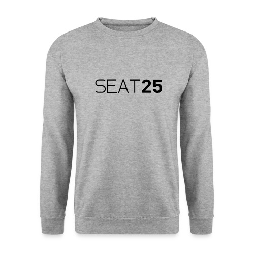 Seat25 Logo Dark - Unisex Sweatshirt