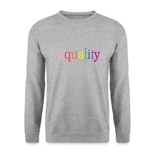 Equality | Regenbogen | LGBT | Proud - Männer Pullover