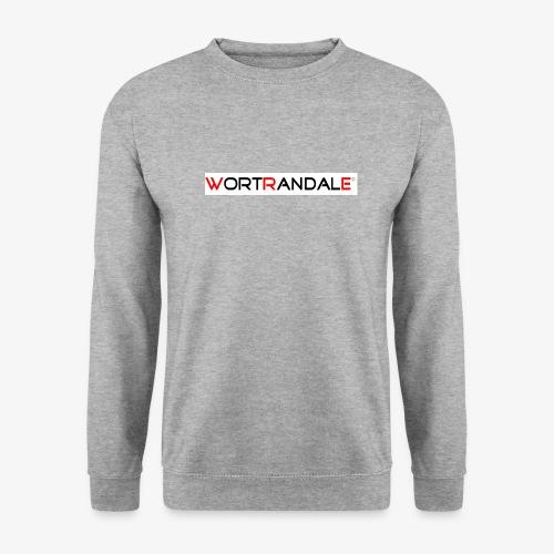 Wortrandale - Unisex Pullover
