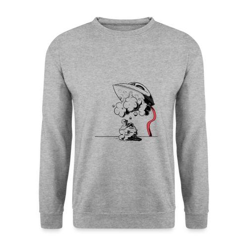 strijkijzer - Sweat-shirt Homme
