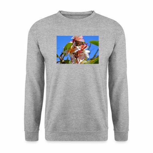 Schmetterling - Männer Pullover
