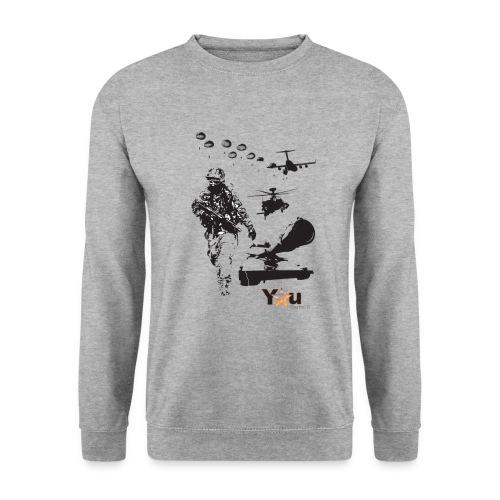 New T shirt png - Men's Sweatshirt