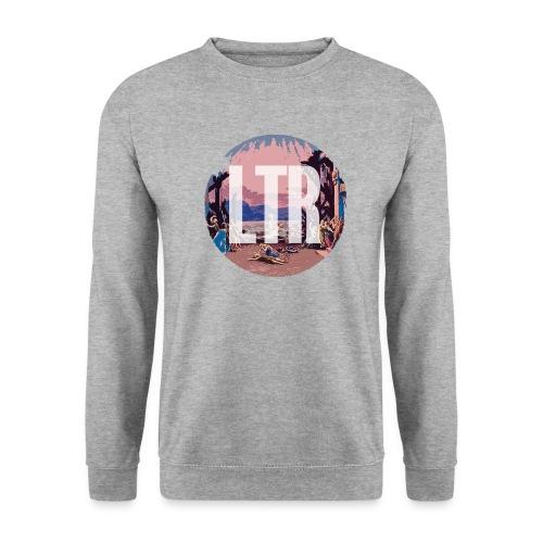 LTR logo - Men's Sweatshirt