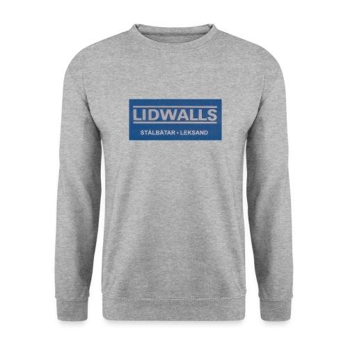 Lidwalls Stålbåtar - Unisextröja