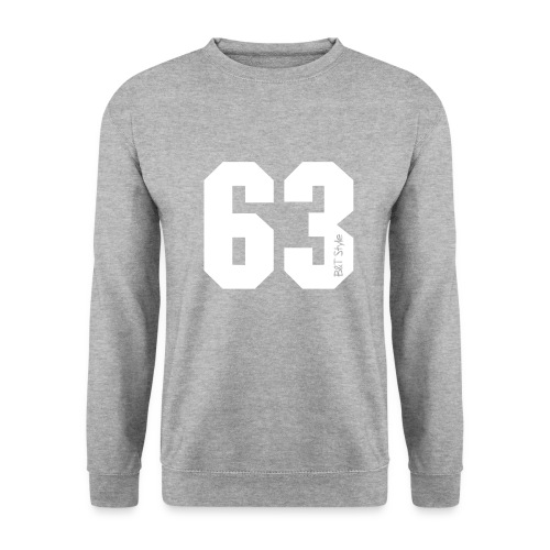 Bulldozer 63 - Men's Sweatshirt