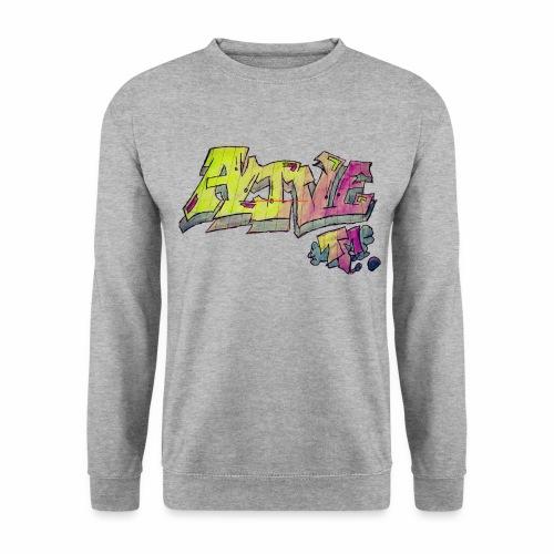 ALIVE TM Collab - Men's Sweatshirt
