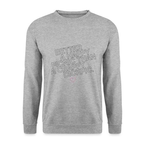 PICNIC vs DICKPIC - Männer Pullover