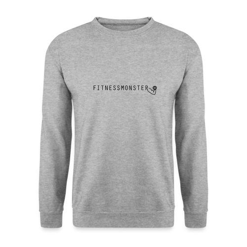 Fitnessmonster - Männer Pullover