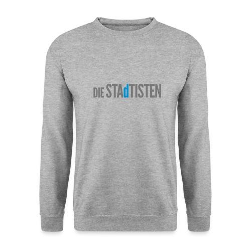 DIE STAdTISTEN - Männer Pullover