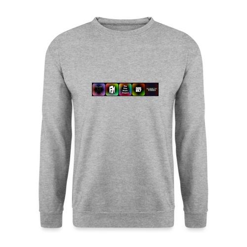 5 Logos - Unisex Sweatshirt