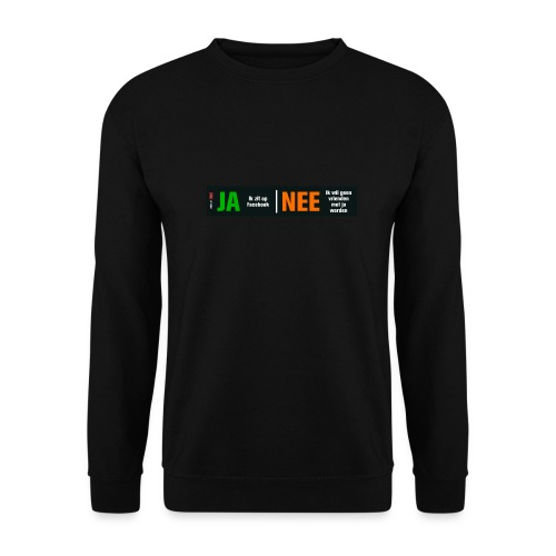facebookvrienden - Unisex sweater